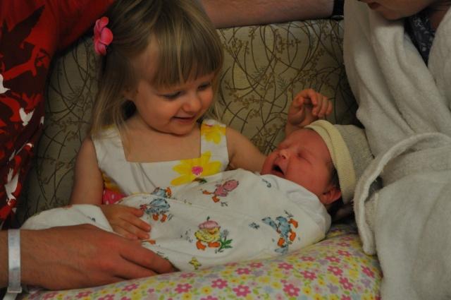 Big Sister!