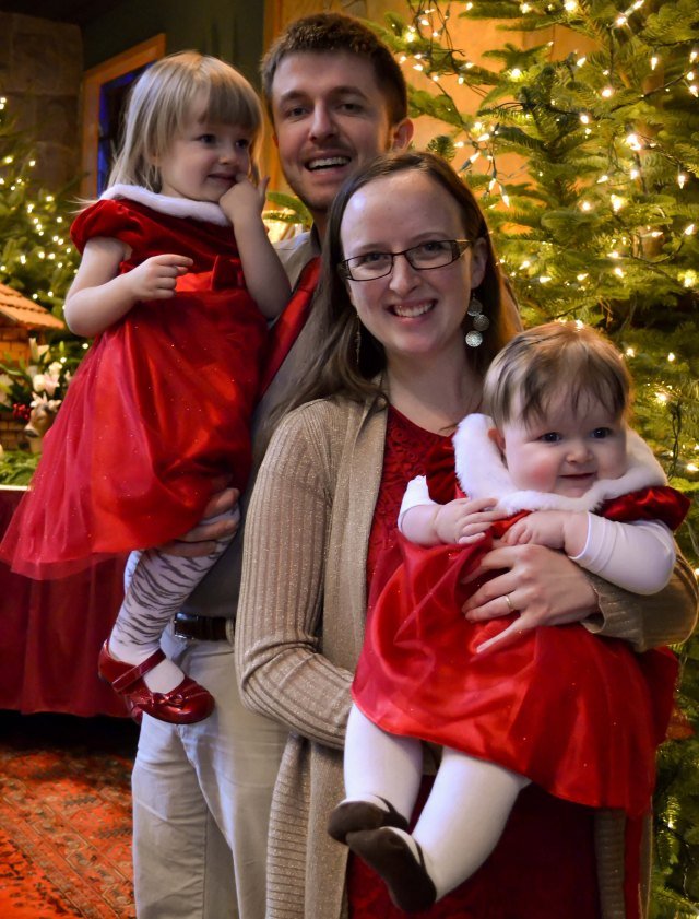 Ourfamily Christmas