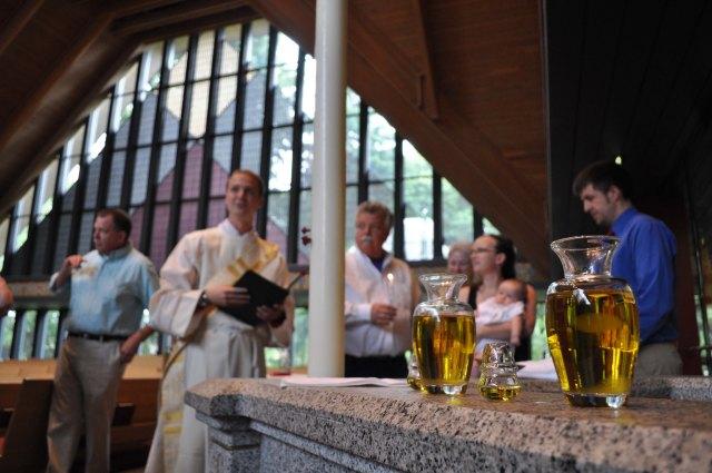 Dom Baptism